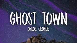 Chloe George - ghost town (voice memo) Lyrics | and nothing hurts anymore i feel kinda free tik tok