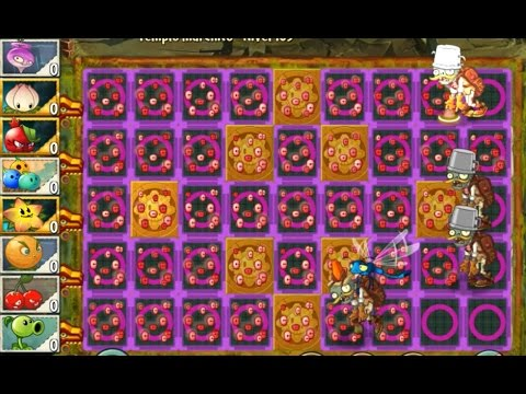 Plants Vs Zombies 2 Hack Templo Marchito Nivel 105 Pomelo