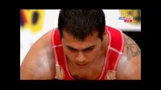 Мужчины 56 кг Толчок ЧМ-2013