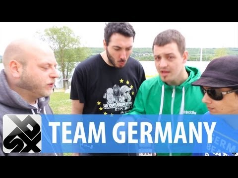 TEAM GERMANY  |  Mando, Chlorophil, Babeli & Robeat  |  TEAM BEATBOX