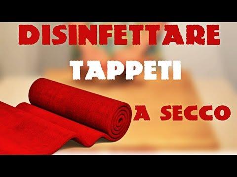 Disinfettare Tappeti A Secco Youtube