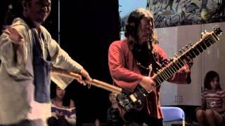 Dumpsta Dragons instrument demonstrations
