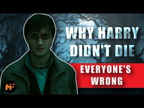 Why Harry Didn't Die in the Forbidden Forest Explained (Canon)