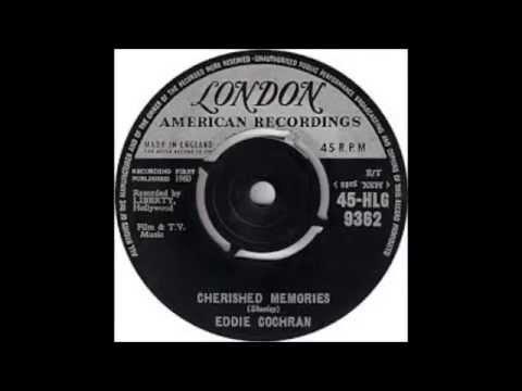 Eddie Cochran Cherished Memories LONDON HLG 9362 - YouTube