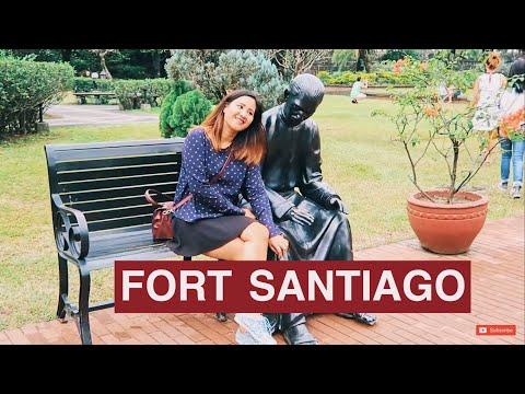 Lalyn goes to FORT SANTIAGO, INTRAMUROS | VLOG