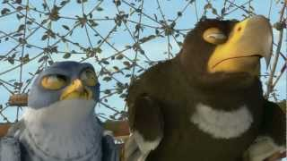Adventures in Zambezia Trailer