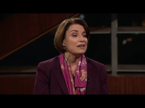 One-on-One With Amy Klobuchar | Real Time With Bill Maher (HBO)