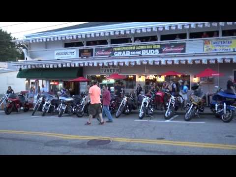 Laconia, New Hampshire Motorcycle Bike Week 2015