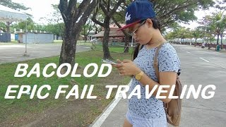 First Time in Bacolod (Bago City Bantayan Park)