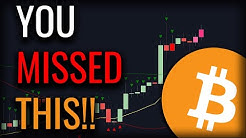 BITCOIN SUPER-INDICATOR CALLED A CORRECTION - AND IT'S HAPPENING?!