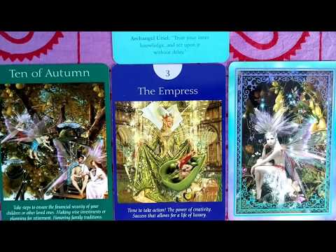 September 18 - 24, 2017 Weekly Angel Tarot & Oracle Card Reading
