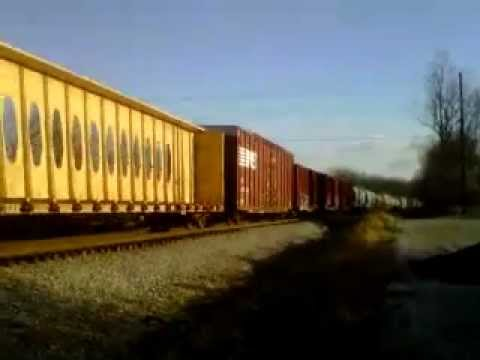 Southbound freight at Georgetown KY