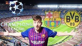 FC Barcelona - Dortmund | MESSI ist der GOAT - Stadionvlog | ViscaBarca