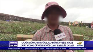 PHÓNG SỰ ĐẶC BIỆT: Cuộc sống cơ cực của người lao động VN lưu vong ở các vùng núi Đài Loan (Phần 1)