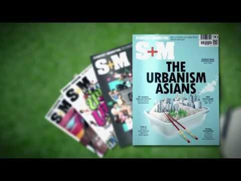 S+M Strategy Marketing magazine