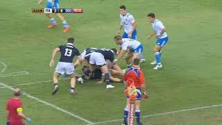 Unrivalled Moments Scotland tries against Italy