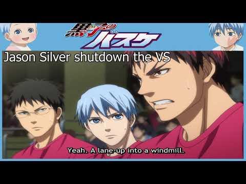 Kuroko No Basuke -  Jason Silver Shutdown The VS