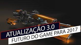 Star Citizen - Atualização 3.0 e futuro do game para 2017 #Ep80 pt-BR #atualização #3.0