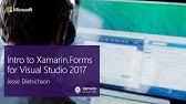 New Plugin For Xamarin Templates For Visual Studio 2017