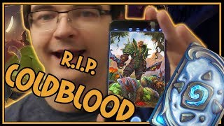 Where's your cold blood now?! LUL   Rastakhan's Rumble   Hearthstone