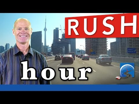 How to Deal With Rush Hour, Traffic Congestion and Slow Downs | New Driver Smart