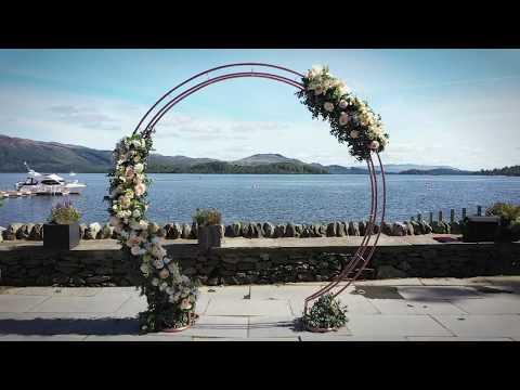 Lodge on Loch Lomond Wedding Venue Introduction