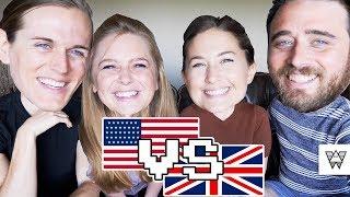 Can Brits guess this American Slang?