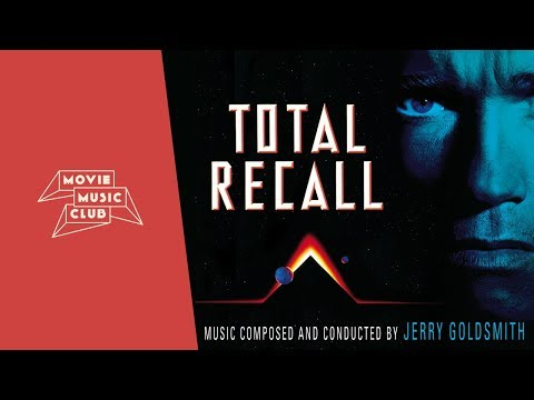 """Jerry Goldsmith - A New Life (Original 1990 Soundtrack Album) (From """"Total Recall"""" OST)"""