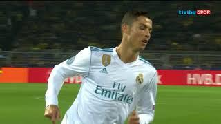 B. Dortmund 1-3 Real Madrid   UEFA Şampiyonlar Ligi H Grubu Maç Özeti