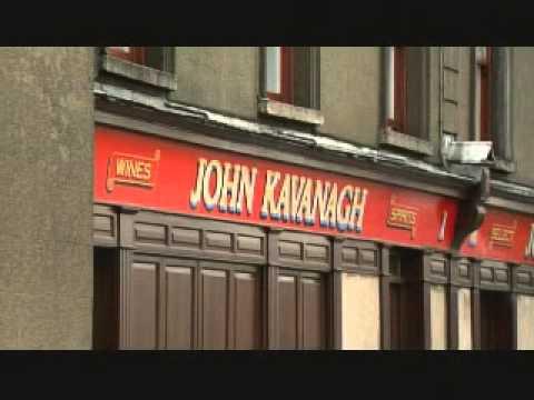 Historic Pubs of Dublin   Kavanaghs a k a The Gravediggers Bar