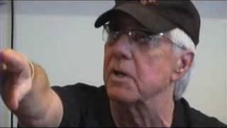 Wayne Jackson speaks to Lee Hazlewood