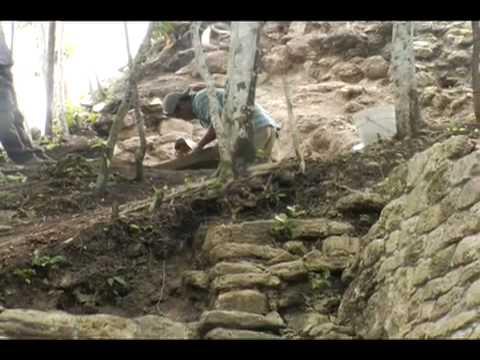 Ichkabal Zona Arqueológica / 2010