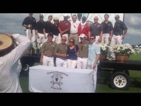 Boston & Northeastern Polo by United States Governor Peter Poor