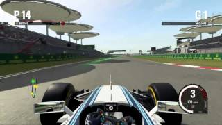 F1 2015 Gameplay Ita PC Gran Premio Cina Qualifiche