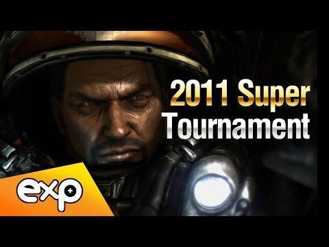 2011 GSL Super Tournament Ro.64 Group D Match 6 Set 3 - Starcraft 2