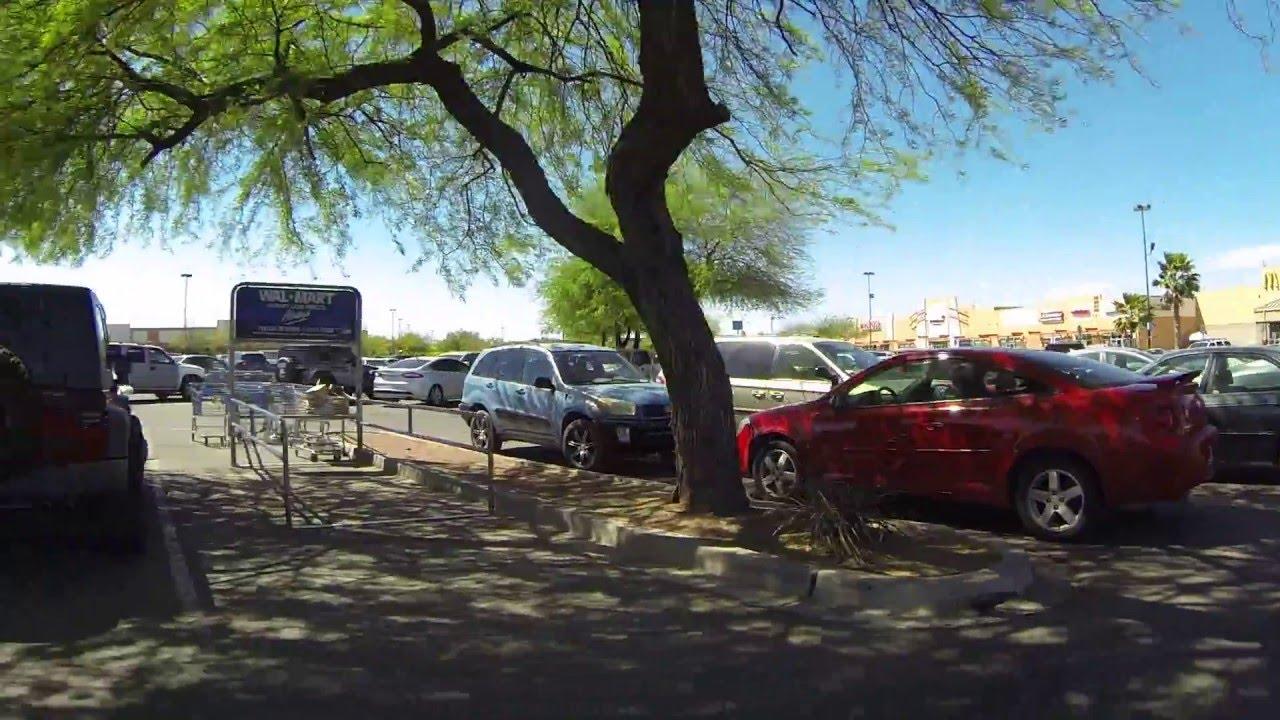 parking at walmart s oaktree dr w valencia road tucson arizona 22 march 2016 gp040925