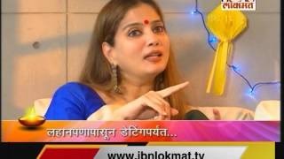 IBN Lokmat Diwali Special Show with Seema Deo And Smita Deo (Part 1) thumbnail