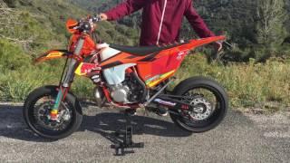 2017 KTM EXC 300 Supermoto