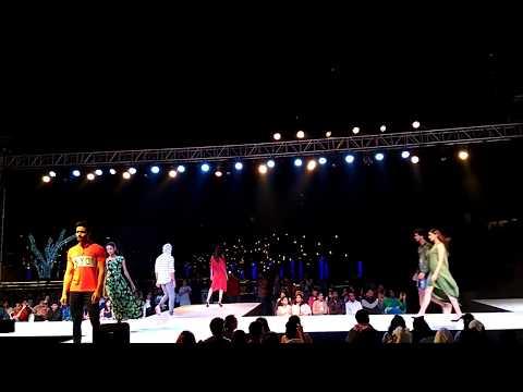 Fashion week - Orion Mall Bangalore
