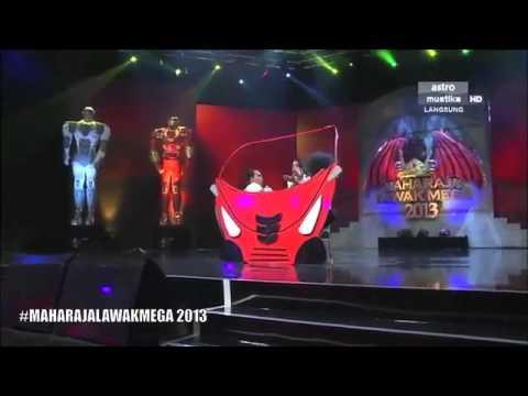 Maharaja Lawak Mega 2013 - Minggu 5 - Persembahan Zero