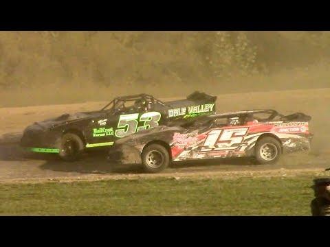 Street Stock Heat Two | Genesee Speedway | 9-16-18