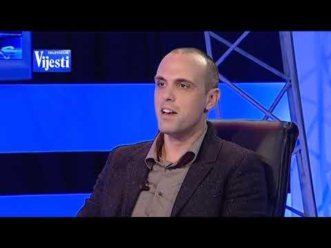 NAČISTO sa Petrom Komnenićem (gost Ljubiša Krgović - bivši guverner CBCG) - TV VIJESTI 26.12.2013.