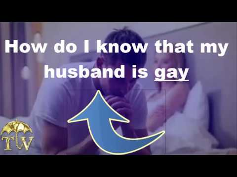 Homosexual husband signs