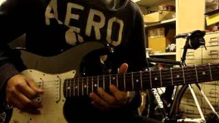 Today is the Day (Lincoln Brewster) guitar cover with solo