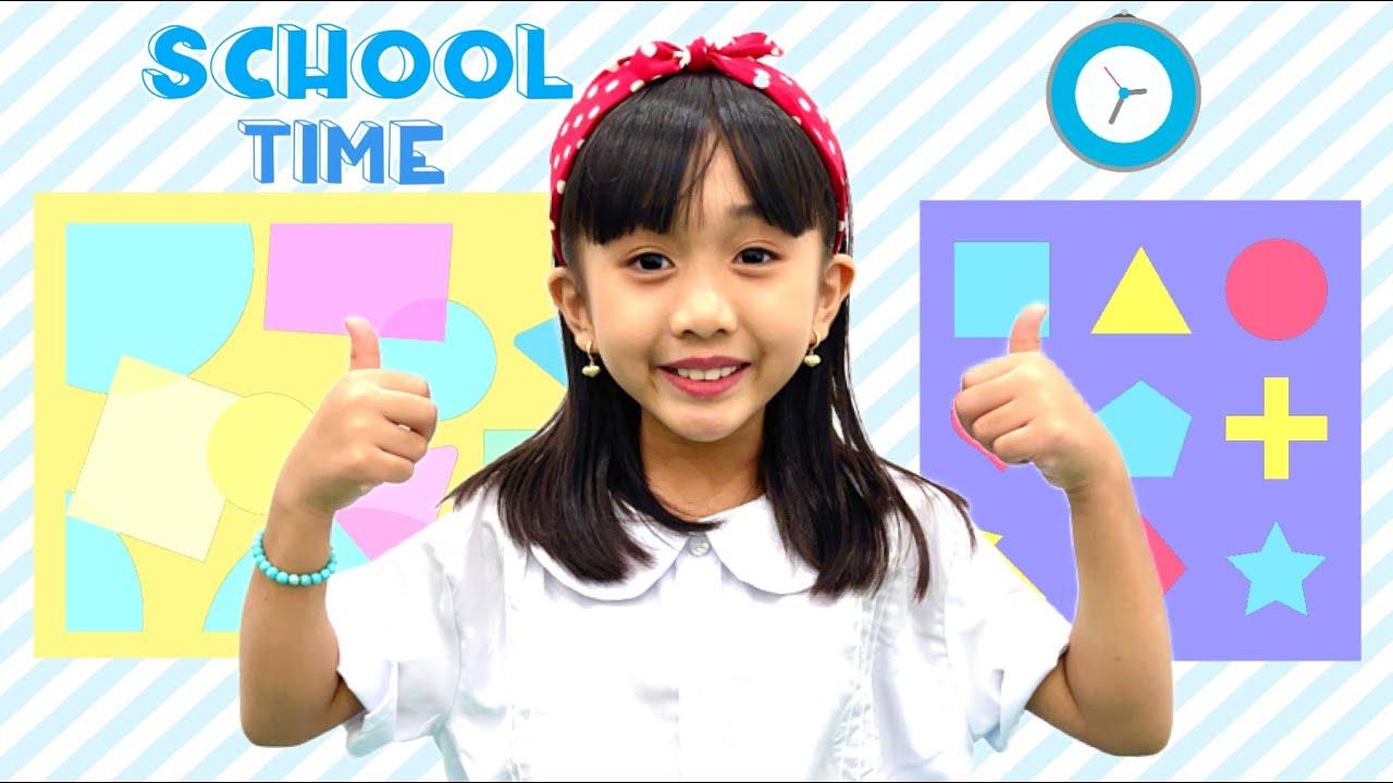 RACHEL'S BACK TO SCHOOL STORY! | Rachel Wonderland