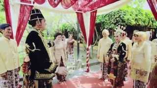 The Indonesia Wedding Clip Ceremony of Rosa & Rifat