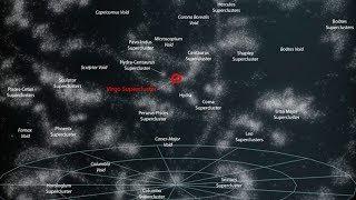 Сверхскопление Девы наше место обитания во Вселенной