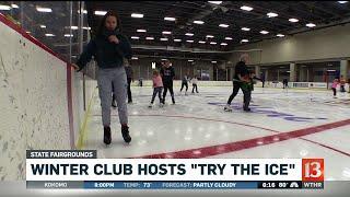 Winter Club hosts