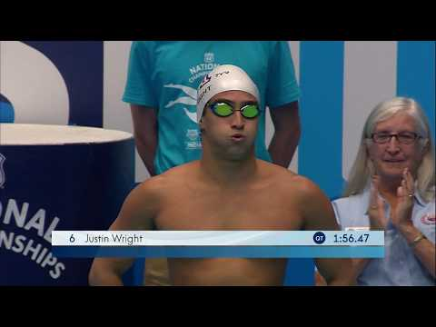 Men's 200m Fly A Final | 2017 Phillips 66 National Championships