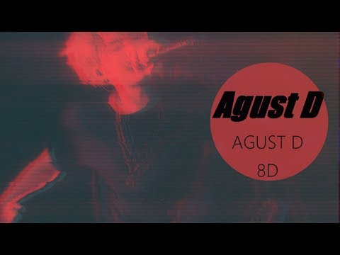 ⚠️AGUST D /BTS (방탄소년단) SUGA - AGUST D [8D USE HEADPHONE] 🎧
